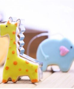 Cake and Cookie Cutters