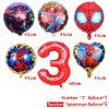 6pc Balloons